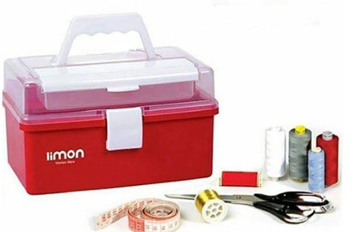طراحی محفظههای جعبه خیاطی لیمون