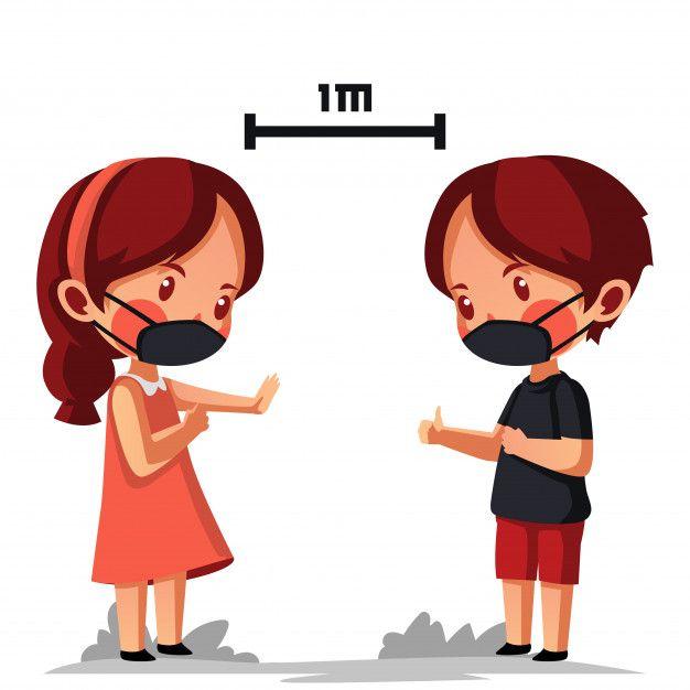 فواید استفاده از ماسک کودک بهداشتی